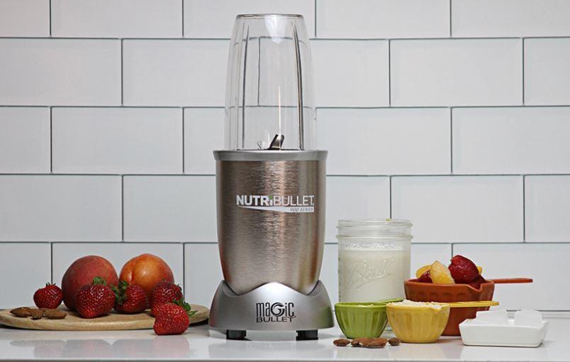 nutribullet versus juicer